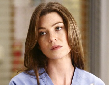 GreyS Anatomy Meredith